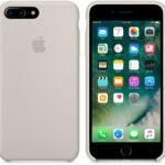 Чехол iPhone 8/7 Plus Silicone Case Red - ТвойGadget