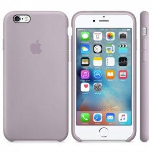 Чехол iPhone 6s Silicone Case Lavender - ТвойGadget