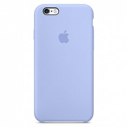 Чехол iPhone SE Silicone Case Lilac Cream - ТвойGadget