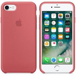 Чехол iPhone 8/7 Silicone Case Camellia - ТвойGadget