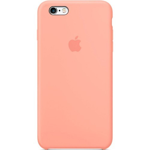 Чехол iPhone SE Silicone Case Flamingo - ТвойGadget