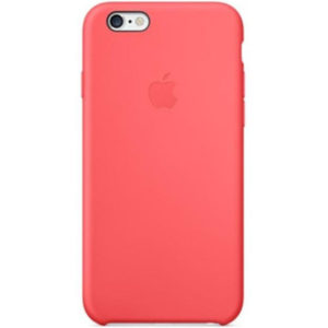 Чехол iPhone SE Silicone Case Coral - ТвойGadget