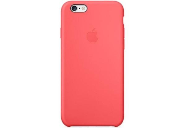 Чехол iPhone SE Silicone Case Coral - ТвойGadget