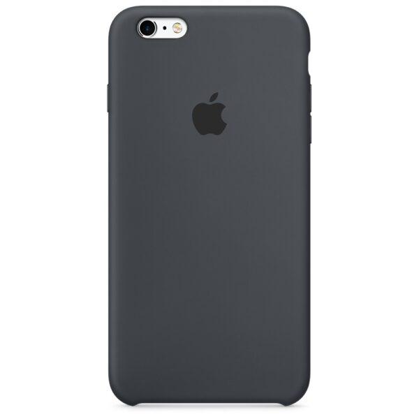 Чехол iPhone SE Silicone Case Charcoal Gray - ТвойGadget