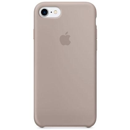 Чехол iPhone SE Silicone Case Pebble - ТвойGadget