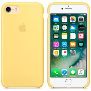 Чехол iPhone 8/7 Silicone Case Pollen - ТвойGadget