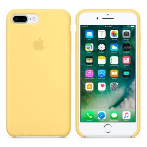 Чехол iPhone 8/7 Plus Silicone Case Pollen - ТвойGadget