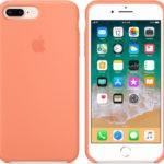 Чехол iPhone 8/7 Plus Silicone Case Azure - ТвойGadget