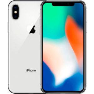 Apple iPhone X 256GB Silver (MQAG2) - ТвойGadget