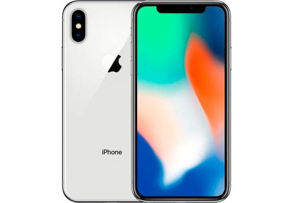 Apple iPhone X 64GB Silver (MQAD2) - ТвойGadget