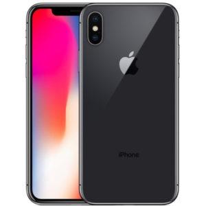 Apple iPhone X 256GB Space Gray (MQAF2) - ТвойGadget