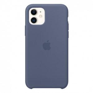 Чехол iPhone 11 Silicone Case Alaskan Blue - ТвойGadget