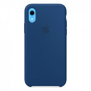 Чехол iPhone XR Silicone Case Blue Horizon - ТвойGadget