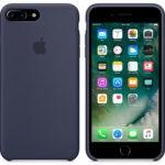 Чехол iPhone 8/7 Plus Silicone Case Blue Cobalt - ТвойGadget