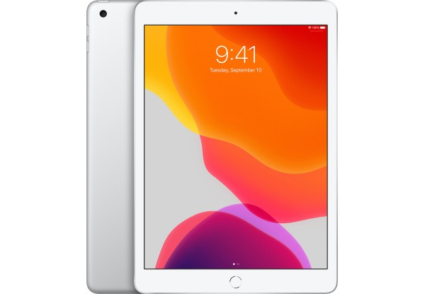 iPad 7th 10.2″ 2019 Wi-Fi 128GB Silver (MW782) - ТвойGadget