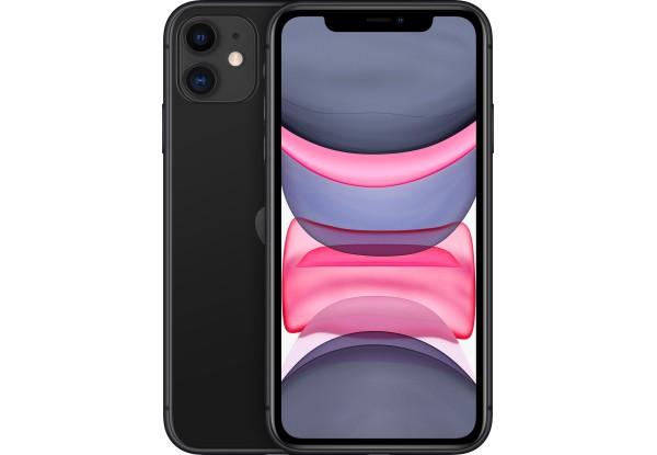 Apple iPhone 11 256Gb Black Dual Sim (MWNF2) - ТвойGadget
