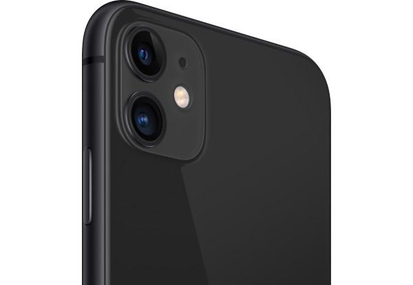 Apple iPhone 11 64Gb Black Dual Sim (MWN02) - ТвойGadget
