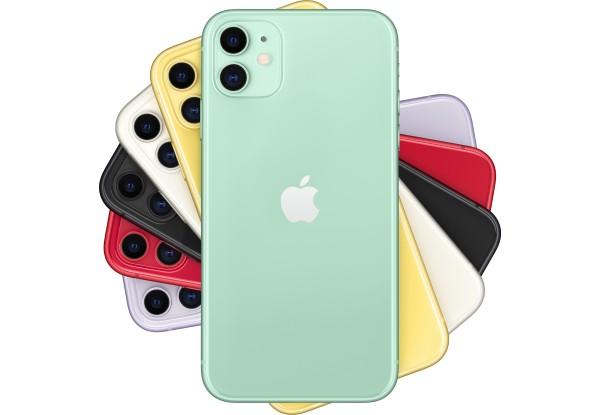 Apple iPhone 11 128GB Green (MWM62) - ТвойGadget