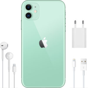 Apple iPhone 11 128GB Green (MWM62) - ТвойGadget