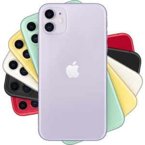 Apple iPhone 11 128GB Purple (MWM52) - ТвойGadget