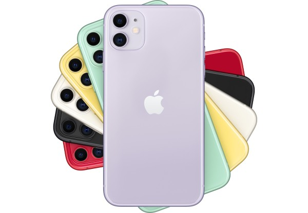 Apple iPhone 11 256Gb Purple Dual Sim (MWNK2) - ТвойGadget
