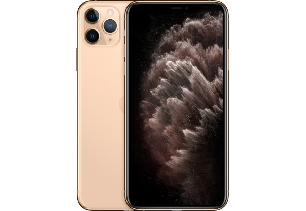 Apple iPhone 11 Pro 512Gb Gold Dual Sim (MWDL2) - ТвойGadget