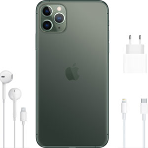 Apple iPhone 11 Pro Max 256GB Midnight Green (MWH72) - ТвойGadget