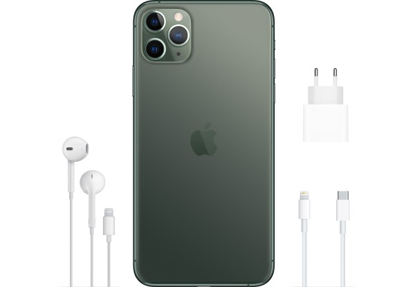 Apple iPhone 11 Pro 512GB Midnight Green (MWCG2) - ТвойGadget