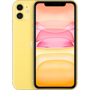 Apple iPhone 11 128GB Yellow (MWM42) - ТвойGadget