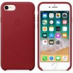 Чехол iPhone 8/7 Silicone Case Rose Red - ТвойGadget