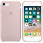 Чехол iPhone 8/7 Silicone Case (Product) Red - ТвойGadget