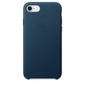 Чехол iPhone SE Silicone Case Cosmos Blue - ТвойGadget