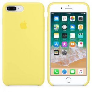 Чехол iPhone 8/7 Plus Silicone Case Lemonade - ТвойGadget