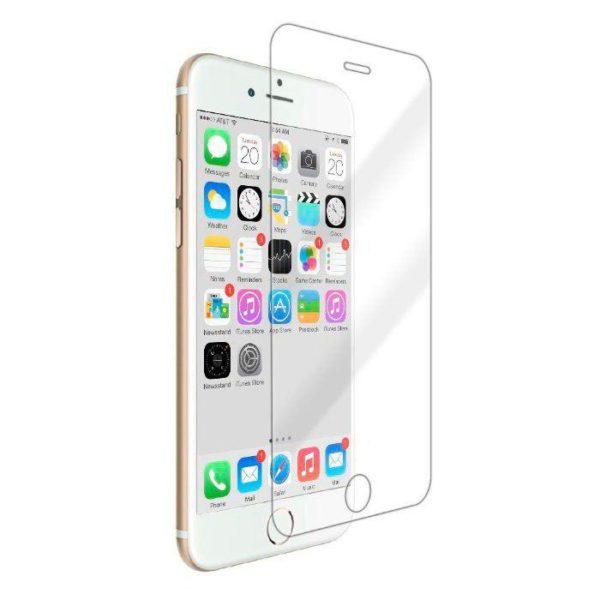 Защитное стекло 2D для iPhone 6 Plus - ТвойGadget