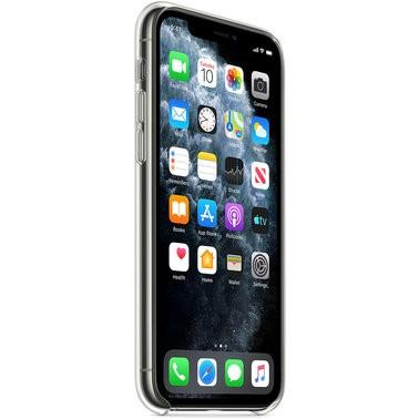 Чехол прозрачный оригинальный iPhone 11 Pro Max Clear Case (MX0H2) - ТвойGadget