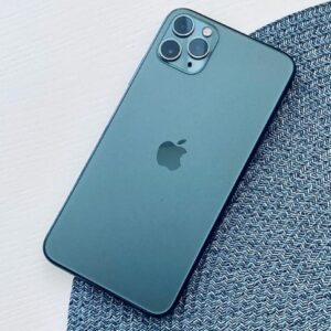 Apple iPhone 11 Pro Max 64GB Midnight Green (MWH22) ; состояние – А - ТвойGadget