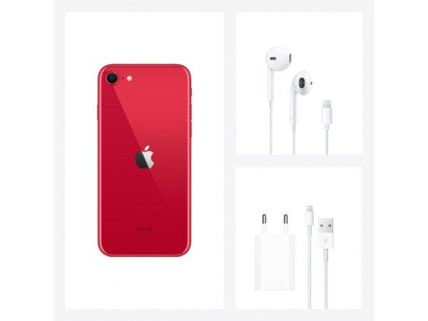Apple iPhone SE 2 (2020) 256Gb (PRODUCT) RED (MXVV2) - ТвойGadget
