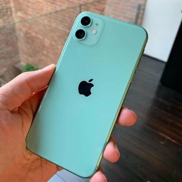 Apple iPhone 11 128 GB Green (MWLK2) Б/У состояние – А - ТвойGadget