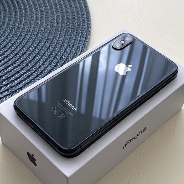 Apple iPhone Xs 256GB Space Gray (MT9H2) Б/У состояние – А - ТвойGadget