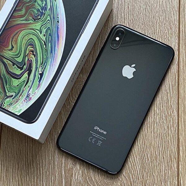 Apple iPhone Xs Max 64GB Space Gray (MT502) Б/У состояние – А - ТвойGadget