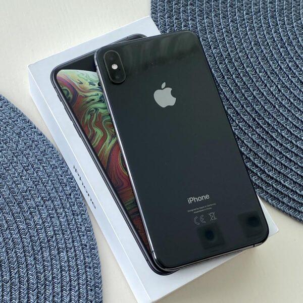 Apple iPhone Xs Max 512GB Space Gray (MT622) ; состояние – А - ТвойGadget