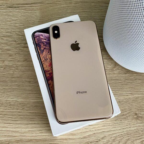 Apple iPhone Xs Max 64GB Gold (MT522) Б/У состояние – А - ТвойGadget
