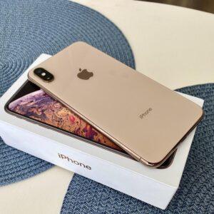 Apple iPhone Xs Max 256GB Gold (MT552) ; состояние – А - ТвойGadget