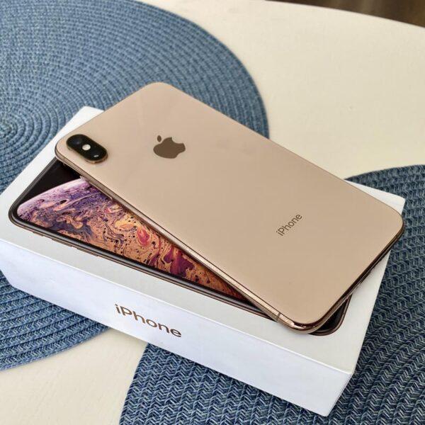 Apple iPhone Xs Max 256GB Gold (MT552) Б/У состояние — А - ТвойGadget