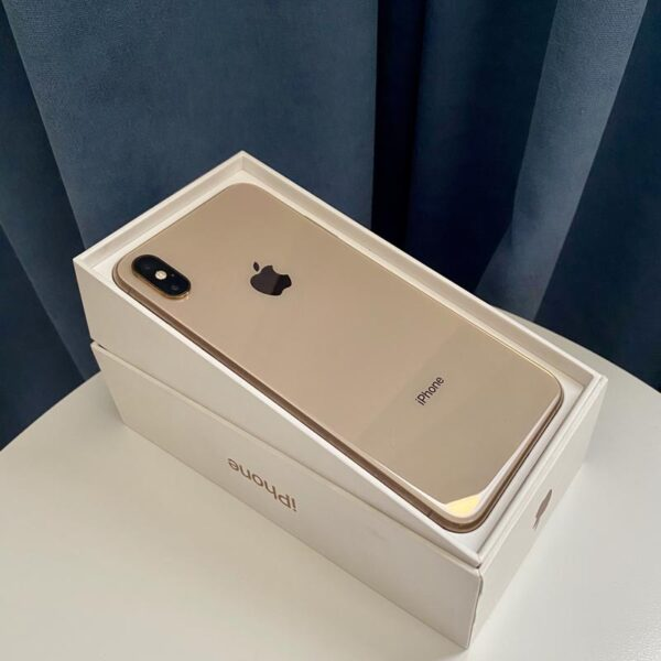 Apple iPhone Xs Max 512GB Gold (MT582) ; состояние – А - ТвойGadget