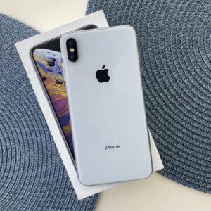Apple iPhone Xs Max 64GB Silver (MT512) ; состояние – А - ТвойGadget