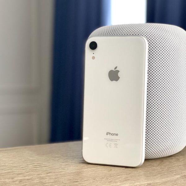 Apple iPhone Xr 64GB White (MRY52) Б/У состояние — А - ТвойGadget
