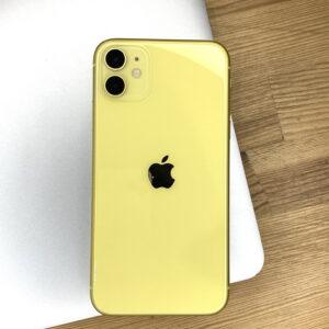 Apple iPhone 11 64GB Yellow (MWLA2) Б/У состояние — А - ТвойGadget