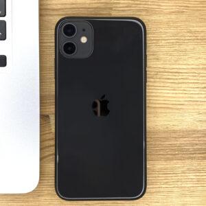 Apple iPhone 11 128 GB Black (MWLE2) Б/У состояние — А - ТвойGadget