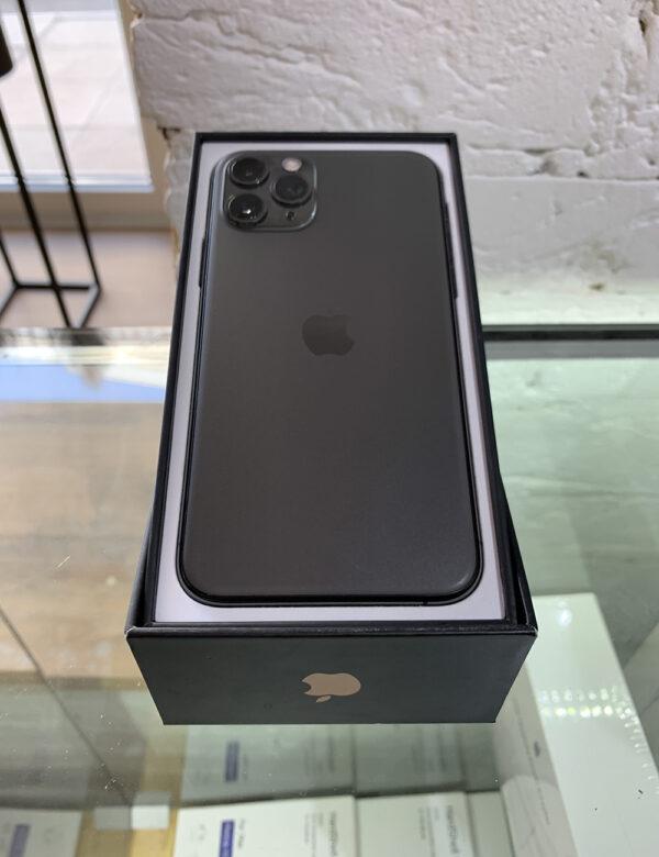 Apple iPhone 11 Pro 256GB Space Gray (MWCM2) Б/У состояние – А - ТвойGadget